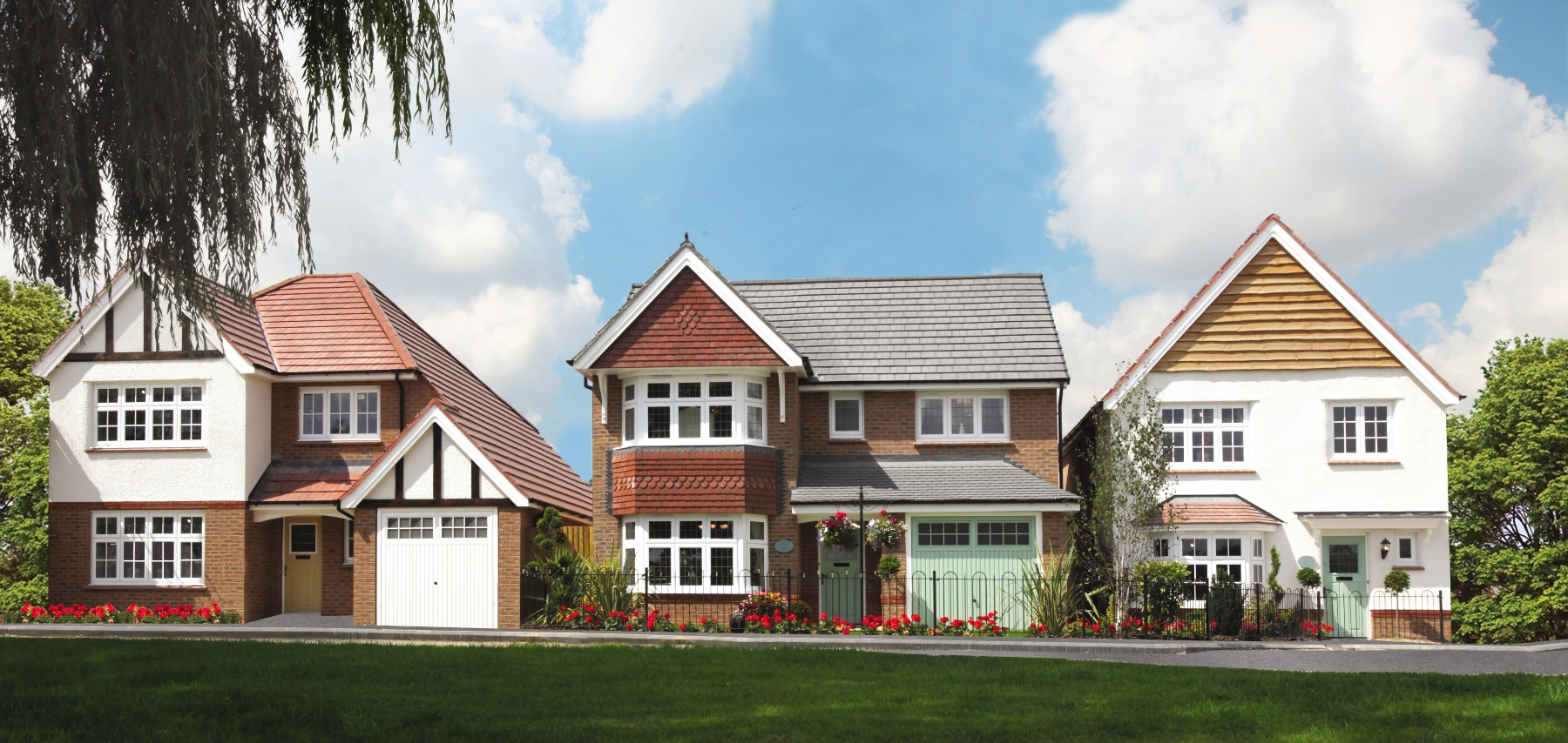 We're proud to be working with Redrow homes