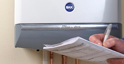 boiler installations and commissioning