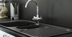 we install and plumb kitchen sinks and taps