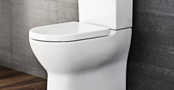 bathroom sanitary toilets and basins